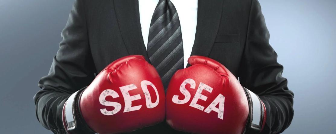SEO VS SEA 1 1113x445 - Le SEO et le SEA : quelles différences?