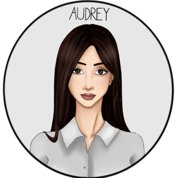 Audrey1 367x367 - L'équipe