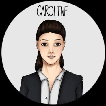 Caroline1 367x367 - L'équipe