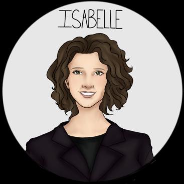 Isabelle 1 367x367 - L'équipe