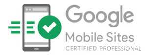 google mobile sites certified