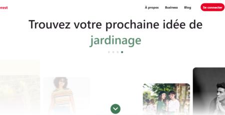 Stratégie social media, agence, Pinterest