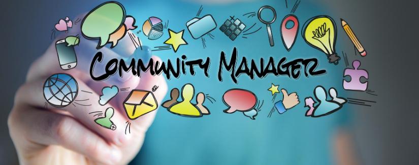 Fiche métier community manager