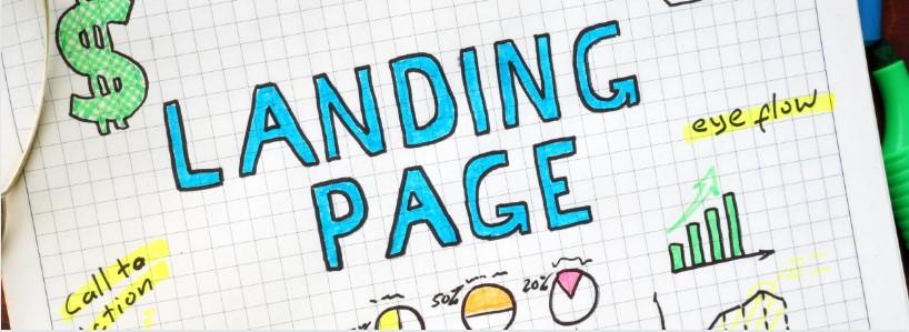 Créer une landing page pour générer des leads