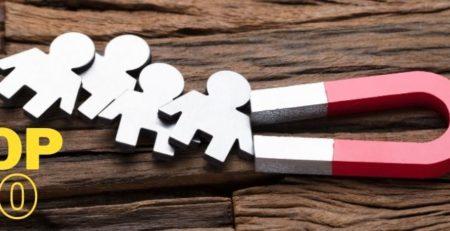 Top meilleures techniques pour attirer et convertir des leads, lead gen, génération de leads